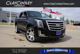 Used Cadillac Escalade Irving Tx