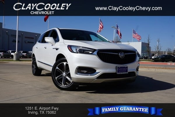 Used Buick Enclave Irving Tx