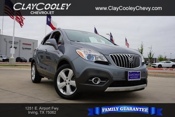Used Buick Encore Irving Tx
